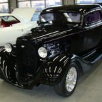 Exterior of 1934 Chevy